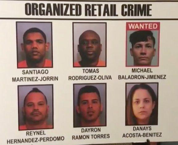 Una banda de cubanos robó $2 millones en productos que luego enviaba a Cuba