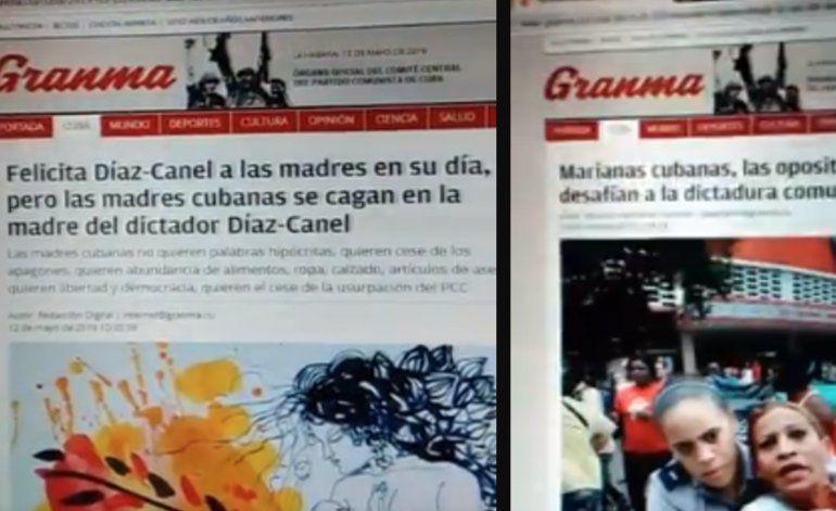 Sitio web del diario Granma habría sido hackeado