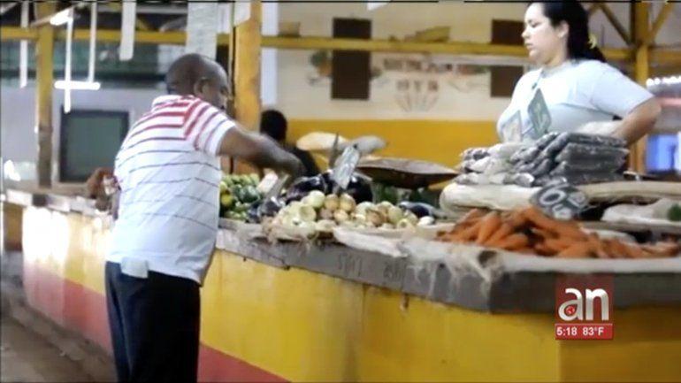 La carne de cerdo, el tomate y la malanga están perdidos en mercados agropecuarios en Guantánamo
