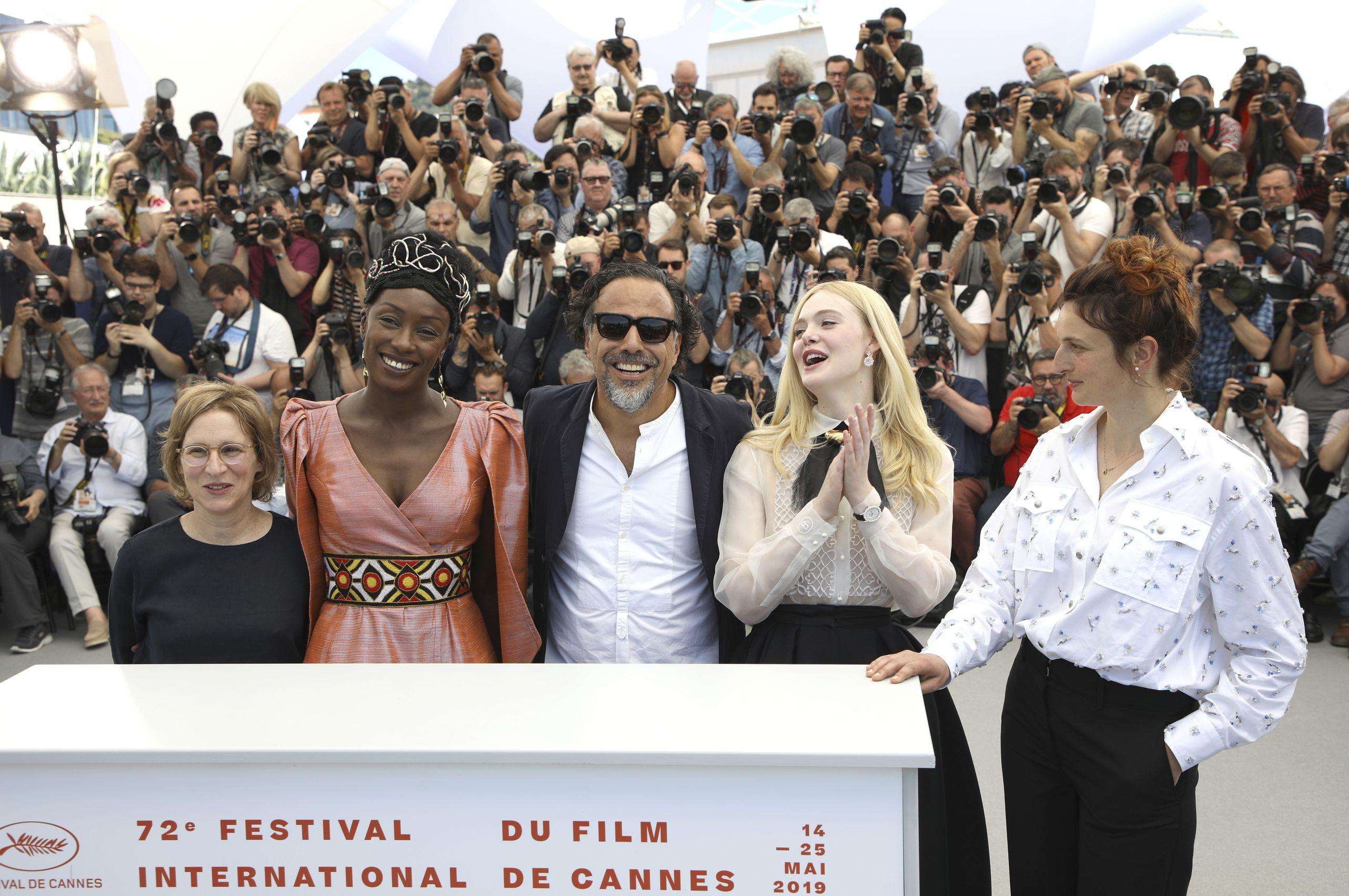 "Cannes: Iñárritu lamenta ""ladrillos de aislamiento"" de Trump"
