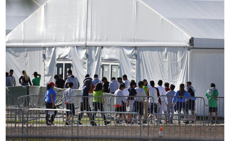 EEUU: Piden revisar contrato de centro para niños migrantes