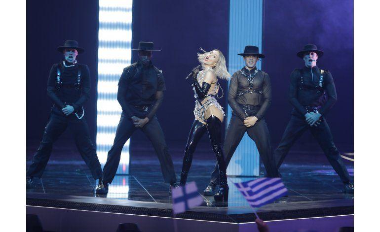 Primeras 10 naciones avanzan a la final de Eurovisión