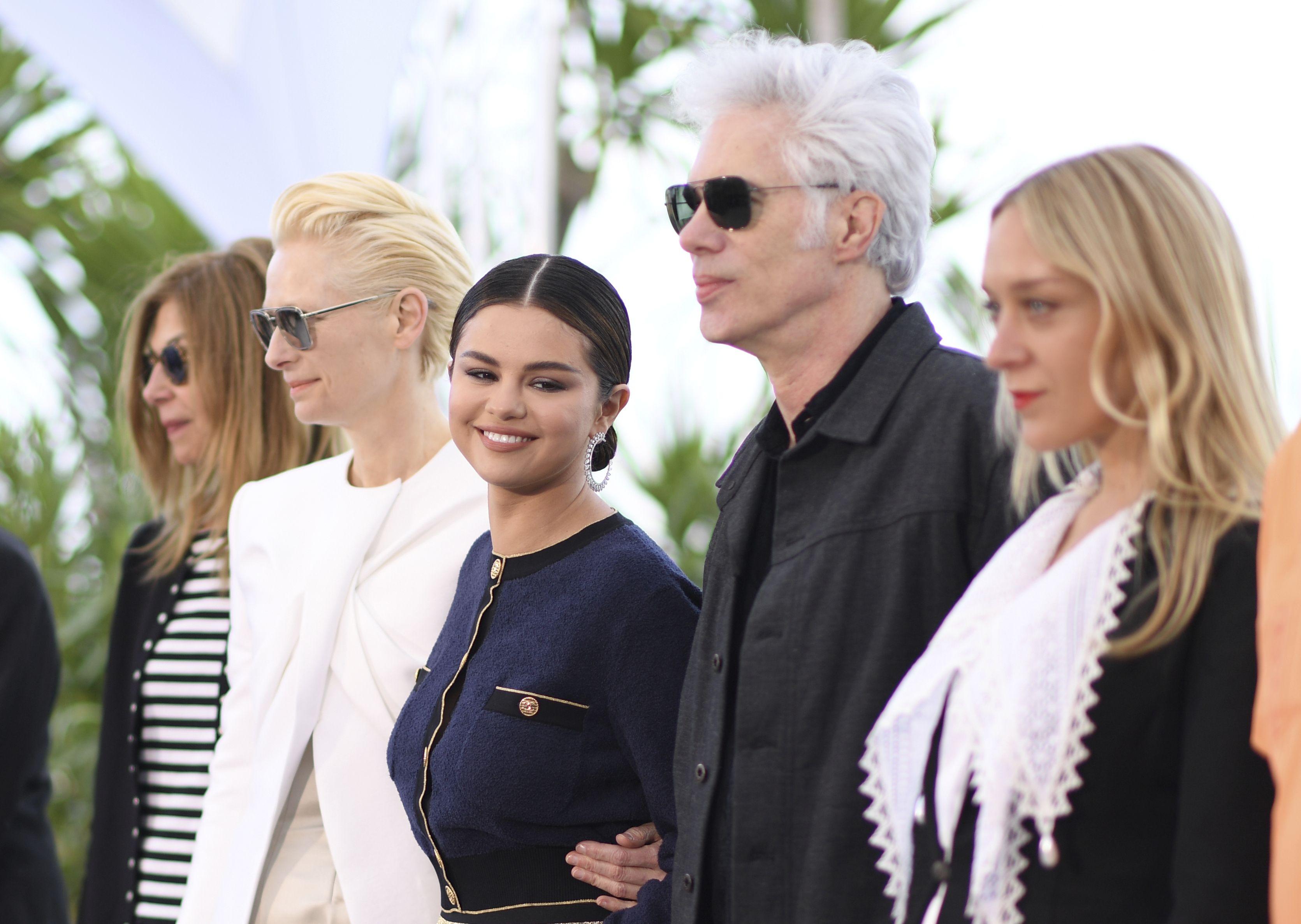 Cannes: Jarmusch, Gómez y Murray hablan de terrores modernos