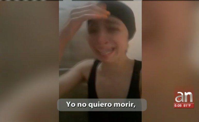 Policía mata a balazos a un hombre atrincherado mientras que su novia transmitía todo por Facebook Live