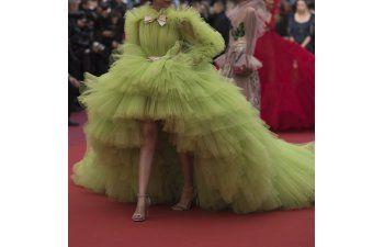 Cannes en 1er plano: detalles deslumbrantes en el festival