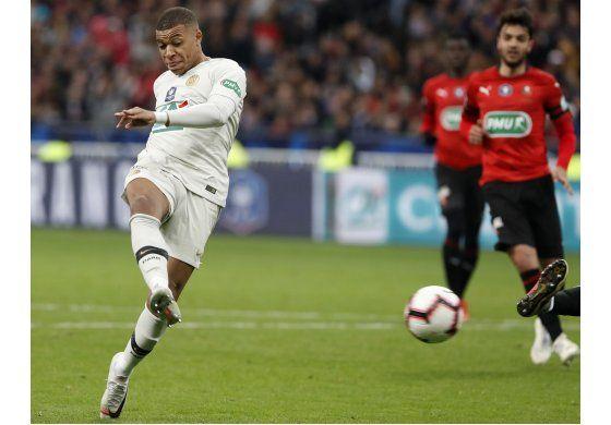 """Mbappé busca mayor responsabilidad en PSG """"o en otro lugar"""""""