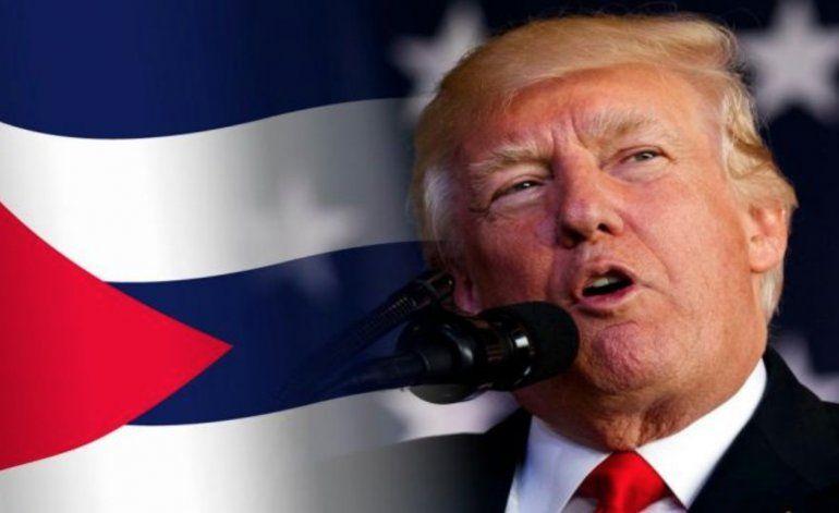 Nuevas sanciones que entraron en vigor hacia Cuba son de las que Washington aplica a países que patrocinan el terrorismo