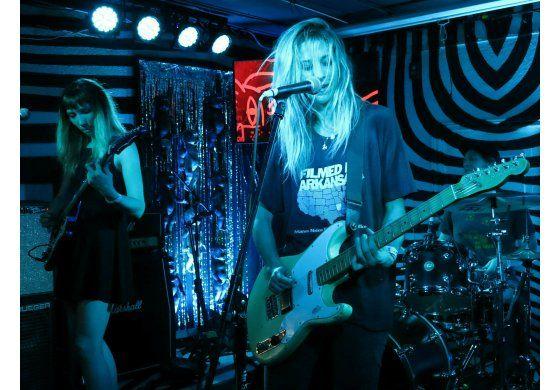 Alicia Bognanno, de Bully, alienta a las mujeres en el rock