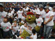 anuncian programa para llevar beisbol a escuelas en mexico