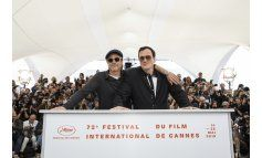 Pitt, DiCaprio sobre carta de amor a Hollywood de Tarantino