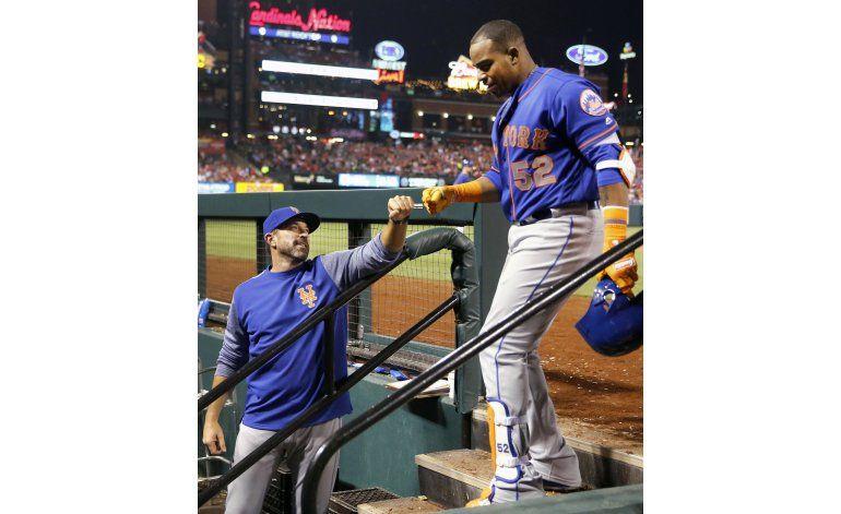 Tras cirugía, Mets temen que Céspedes se perderá temporada