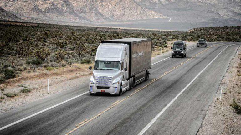 Camiones autónomos de Google harán su debut en Phoenix