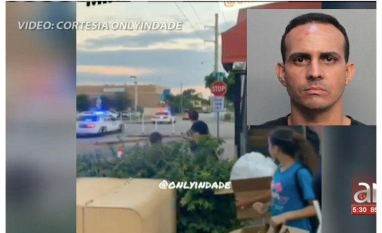 Comparece en corte un cubano de Miami que protagonizó una aparatosa persecución policial
