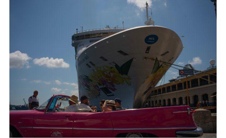 Gobierno de Trump prohíbe cruceros hacia Cuba