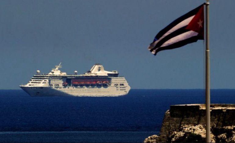 Caen acciones de líneas de cruceros tras anuncio de sanciones a Cuba