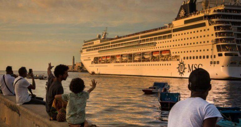 Líneas de Cruceros y Aerolíneas norteamericanas comienzan a cancelar viajes a Cuba