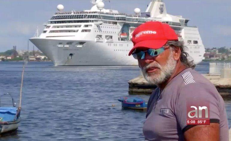 Cuba intenta llenar con cruceros europeos el vacío que dejó EEUU