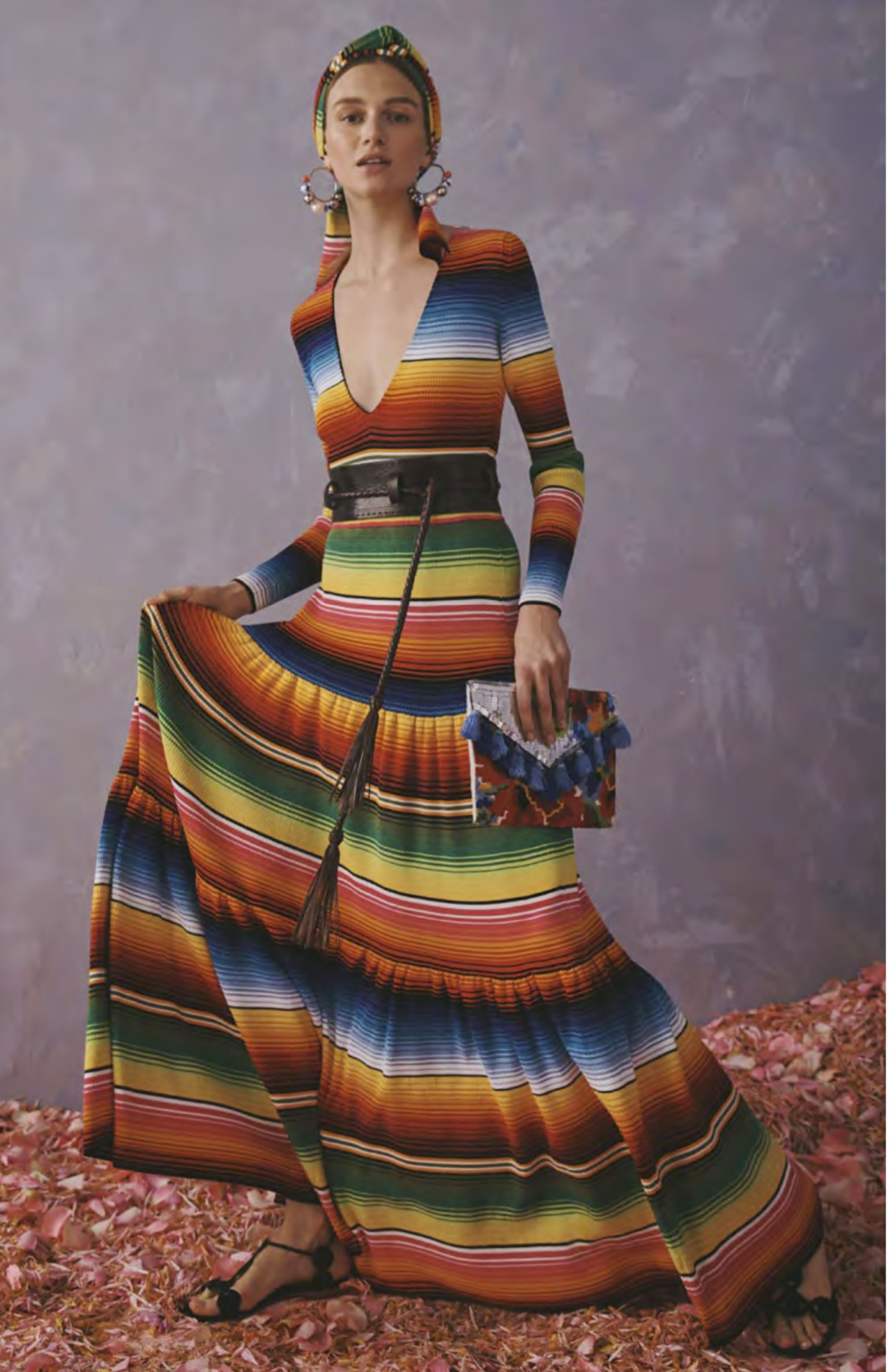 4e76712ead México acusa a Carolina Herrera de apropiación cultural. Associated Press