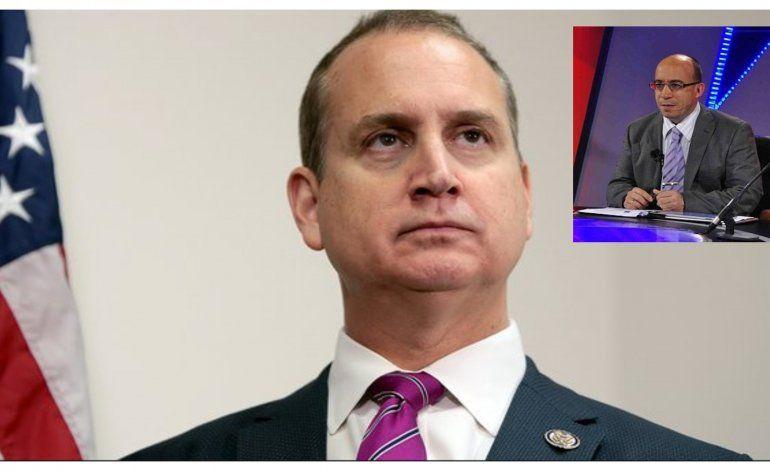 Randy Alonso  arremete contra el congresista Díaz-Balart por pedir mejora en la Reunificación Familiar para cubanos