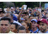 venezuela suspende entrega de pasaportes en colombia