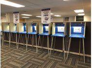 encuesta: estadounidenses temen injerencia electoral