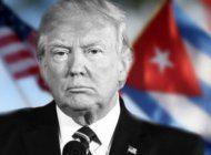 trump extiende sanciones comerciales contra regimen cubano hasta 2020