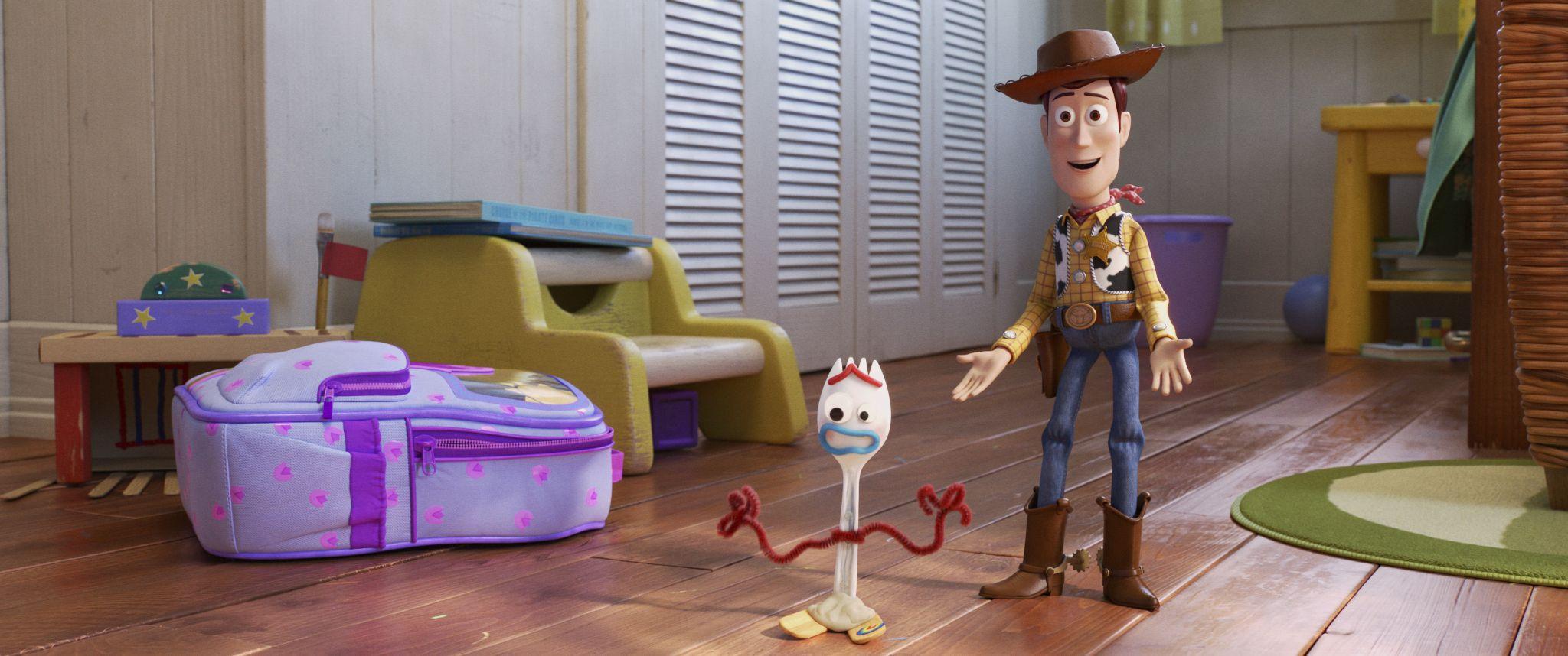 Por qué nos conmueven los protagonistas de Toy Story