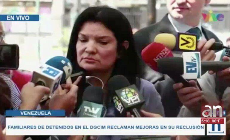 Venezuela: familiares de presos políticos piden respeto a Derechos Humanos