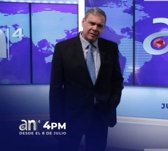 Juan Manuel Cao presentará nuevo noticiero en América Tevé