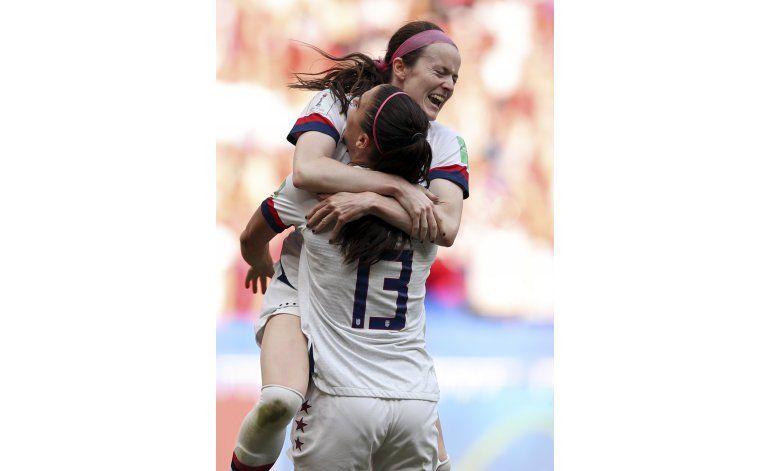 EEUU conquista su 4ta Copa Mundial tras vencer 2-0 a Holanda