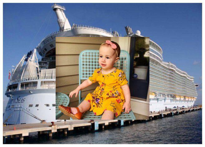 Pudo haberse prevenido: Familia de niña que cayó de crucero exige respuestas de Royal Caribbean