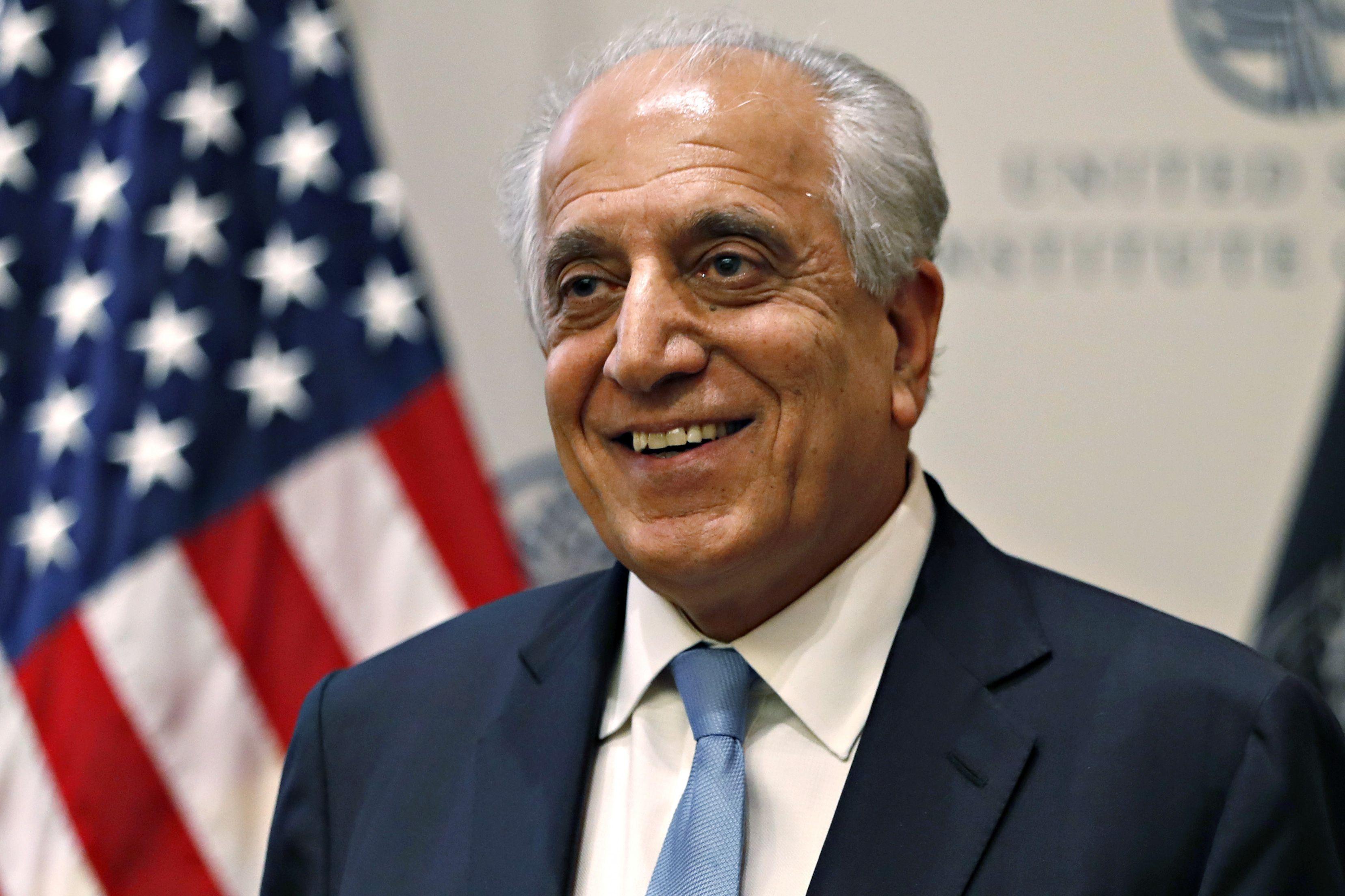 Diplomático niega que EEUU esté huyendo de Afganistán