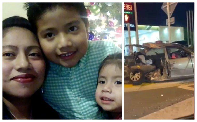 Trágico accidente en Miami dejó a un niño de 7 años muerto y su hermanita de 3 grave en el hospital