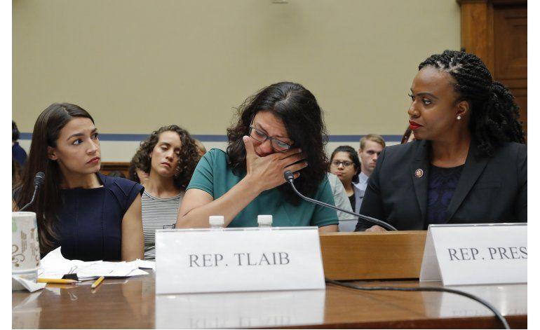 Demócratas y republicanos se culpan por crisis en frontera