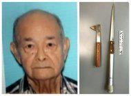 arrestan a hombre de 88 anos en hialeah tras apunalar a otro brutalmente