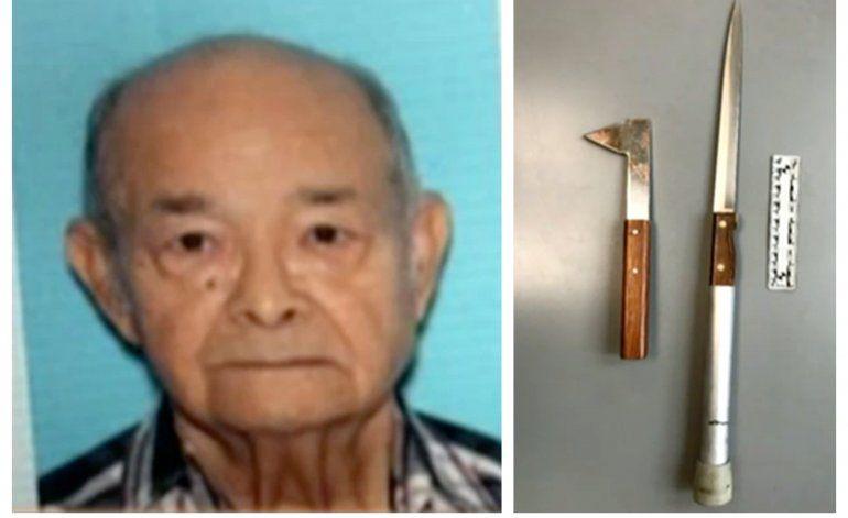 Arrestan a hombre de 88 años en Hialeah tras apuñalar a otro brutalmente hasta causarle la muerte