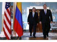colombia pedira sanciones para funcionarios de maduro