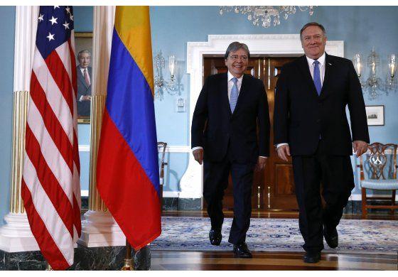 Colombia pedirá sanciones para funcionarios de Maduro