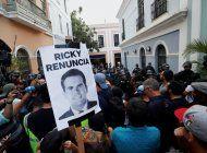 gobernador de puerto rico no renunciara tras tormenta politica en la isla