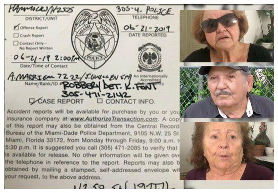 Golpean y roban a más de una decena de ancianos en un edificio de bajos recursos en Miami
