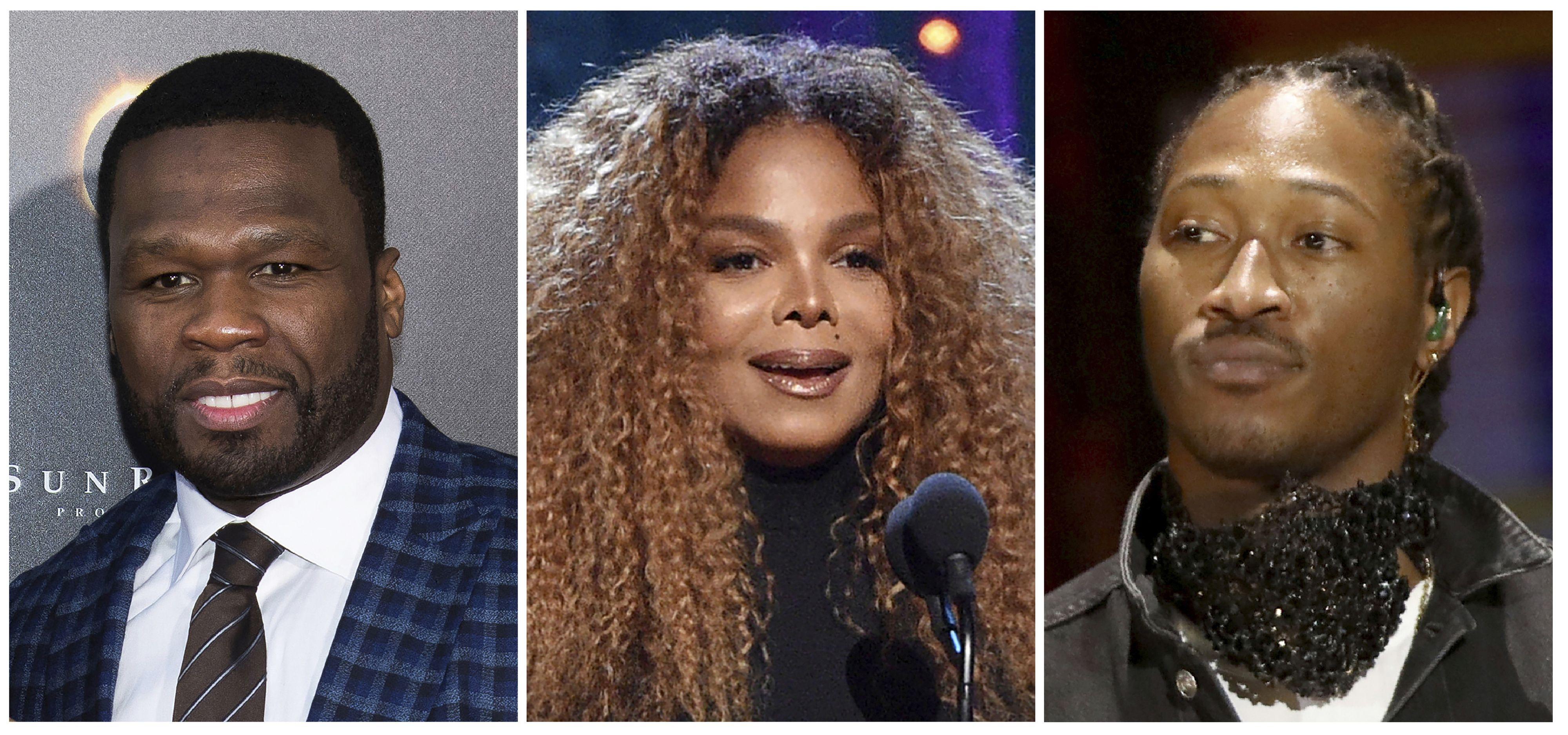 Janet Jackson, Chris Brown y 50 Cent a festival saudí