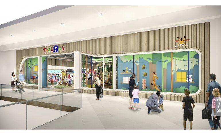 Toys R Us regresa con dos nuevas tiendas