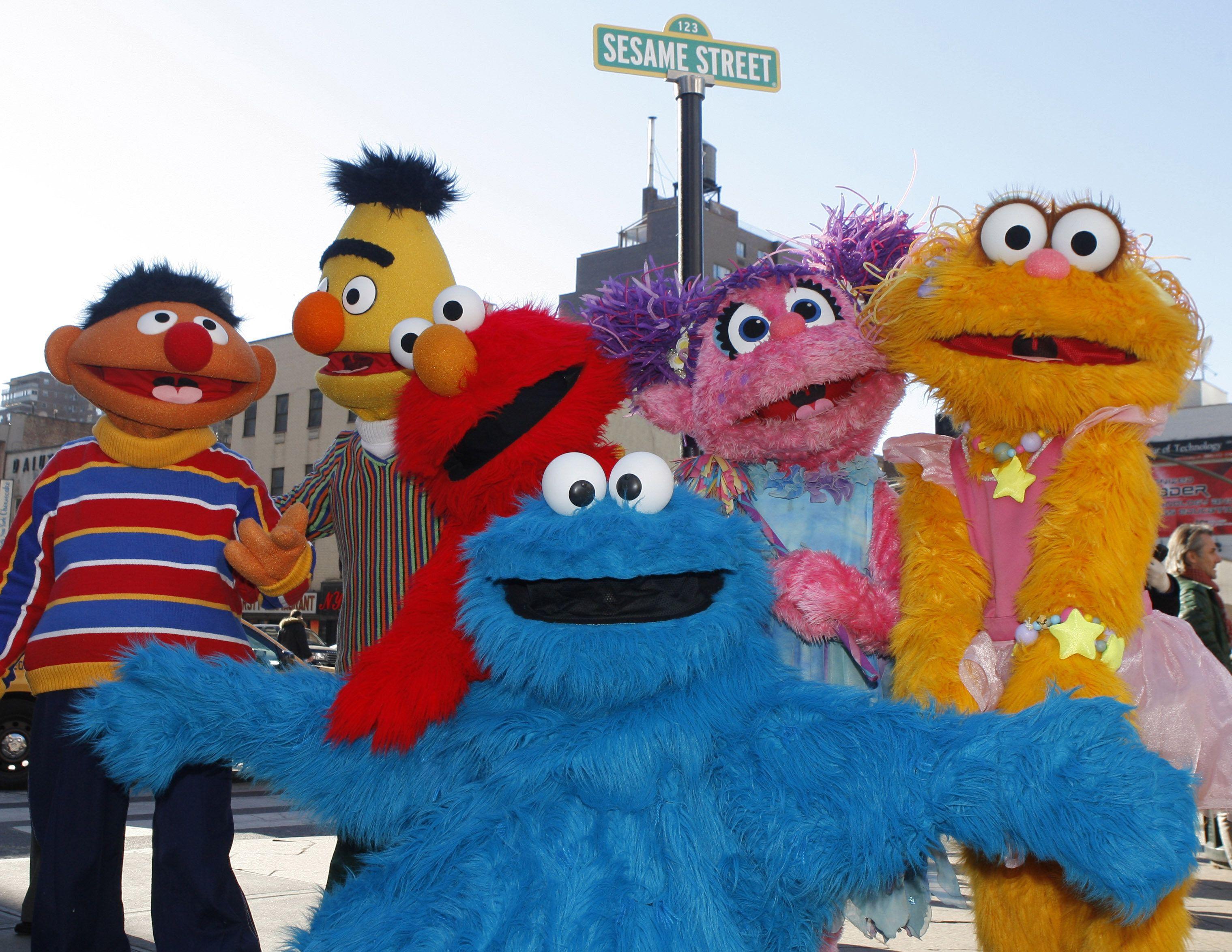 """Sally Field y """"Sesame Street"""" premiados por Centro Kennedy"""