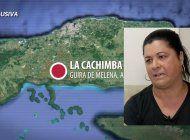 exclusiva: da la cara  mujer que vio en cuba a acusado de asesinar a joven de 16 anos en miami