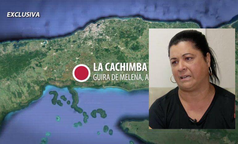 EXCLUSIVA: Da la cara  mujer que vio en Cuba a acusado de asesinar a joven de 16 años en Miami