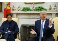 trump quiere que pakistan ayude a eeuu con afganistan