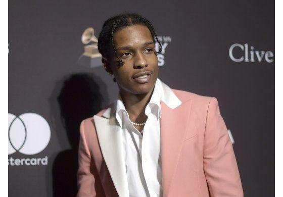 Autoridades abandonan investigación de víctima de A$AP Rocky