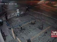 un hombre murio baleado en el estacionamiento de un supermercado en el noroeste del condado