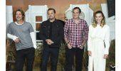 Pitt, DiCaprio y Robbie analizan a Hollywood