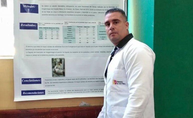 Fallece otro médico cubano en Ecuador